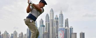 Holy shamoly! Big Bryson destroys tee shot, drives 359-yard par 4 in Dubai
