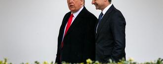 As Turkey Asks for U.S. Help, Trump Befriends Its Old Enemy