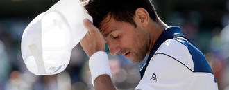 Djokovic loses to 140th-ranked Klizan in 2nd round in Spain