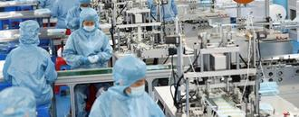 China manufacturing growth eases in October but remains strong