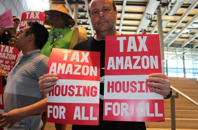 Seattle quickly repeals 'head tax' that Amazon opposed