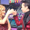 Tara Lipinski And Johnny Weir Have The Cutest Olympics Pre-Show Ritual