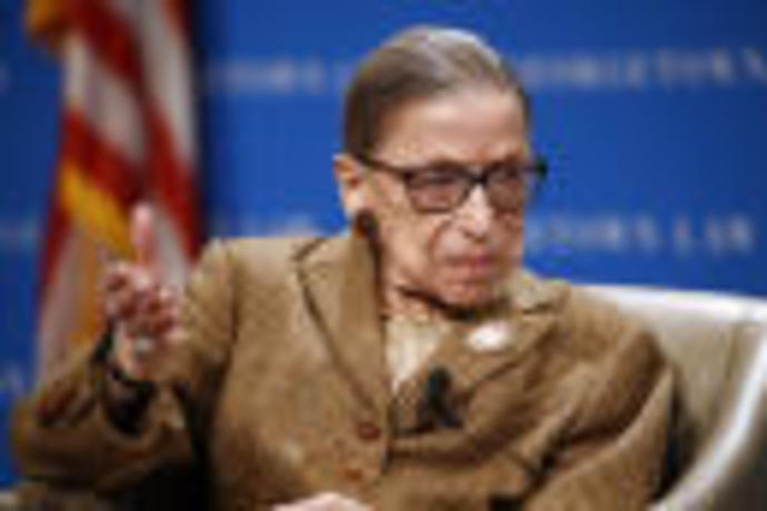 Justice Ginsburg says cancer has returned, but won\