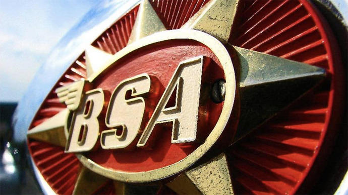 Billionaire Anand Mahindra Plans to Resurrect Once-Beloved British Motorcycle Maker BSA