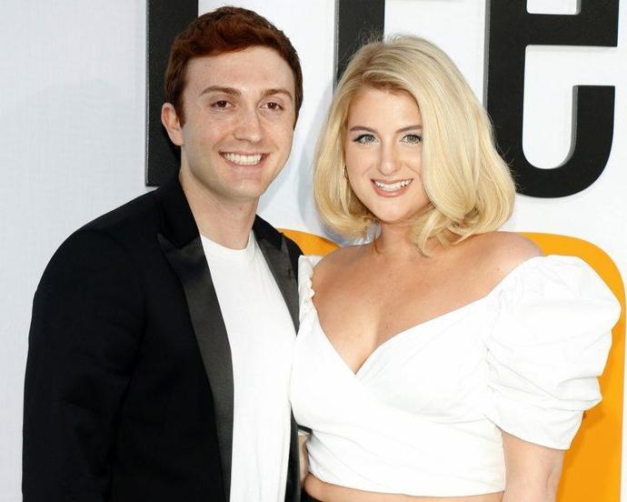 Meghan Trainor's Husband Had the Sweetest Surprise Prepared for