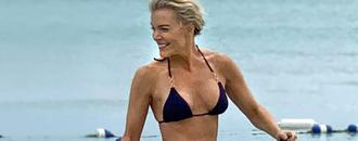 Megyn Kelly Shows Off Her Bikini Body at 48 During Family