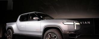 Electric truck startup Rivian gets funding from Amazon