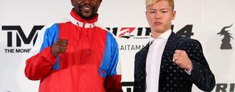 Japan promoter says Mayweather bout with kickboxer back on