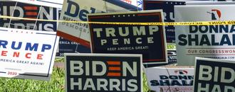 Polling averages show Trump gaining on Biden in most swing states. Will it be enough?
