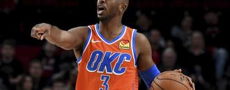 Thunder called for two delay of game penalties, Chris Paul knows it