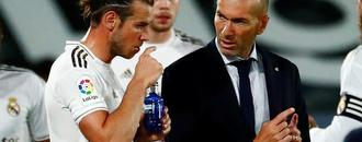 Bale did not wish to play for Real against City, says Zidane