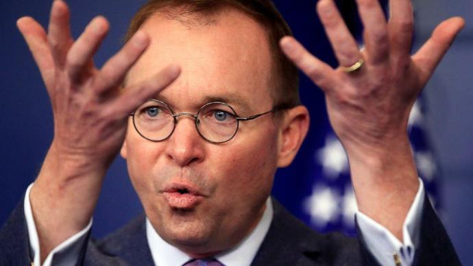 House Democrats call on Mick Mulvaney to give deposition in impeachment probe