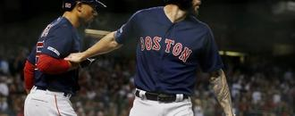 Red Sox trade Swihart to Arizona for minor leaguer