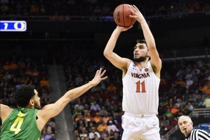 NCAA Basketball: NCAA Tournament-South Regional-Oregon vs Virginia