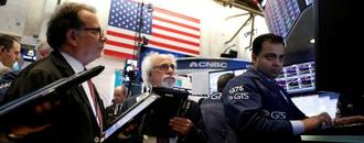 S&P, Dow slide after Boeing results; Nasdaq fall cushioned by Microsoft