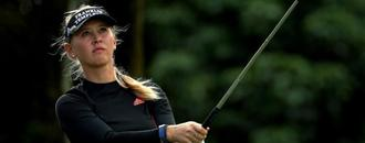 Jessica Korda home and dry with first-round LPGA lead