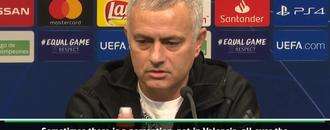 Nobody cares about Manchester United more than me! - Mourinho