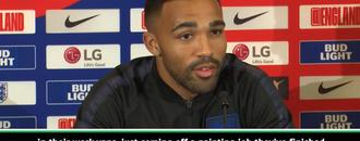 Callum Wilson - from non-league football to the England squad