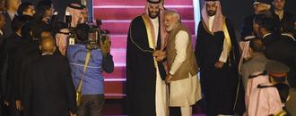 India-Pakistan tensions threaten to derail Saudi prince