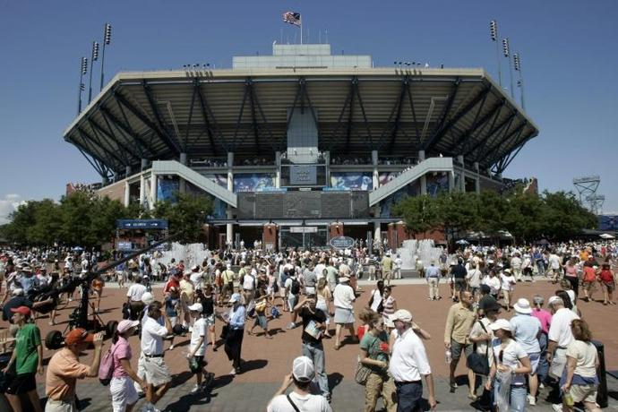 US Open organizers say the Grand Slam event remains on the 2020 schedule for the time being