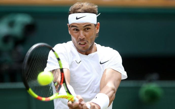 Rafael Nadal vs Joao Sousa, Wimbledon 2019: live score and