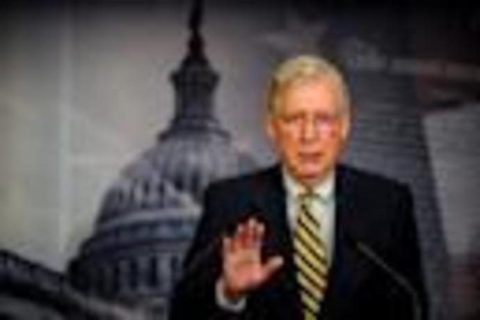 McConnell warns Democrats about changing Senate rules to kill the filibuster