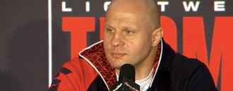 Bellator re-signs Fedor Emelianenko for his