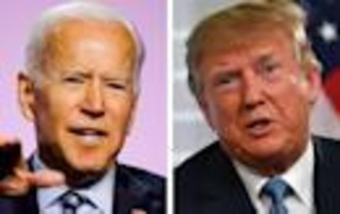 Biden is winning the young and the old in Wisconsin. Trump is winning the middle-aged.