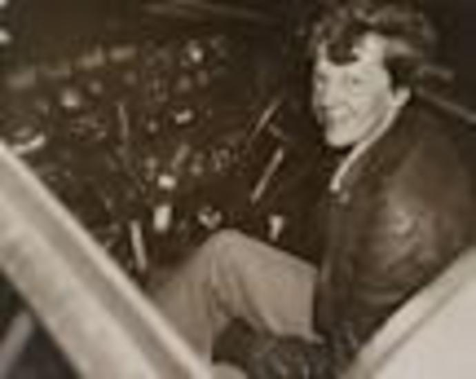 The Amelia Earhart Mystery Stays Down in the Deep