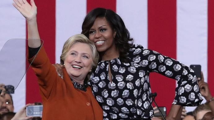 Michelle Obama Has Some Words For Women Who Voted Against Hillary Clinton