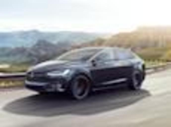 Hackers stuck a 2-inch strip of tape on a 35-mph speed sign and successfully tricked 2 Teslas into accelerating to 85 mph