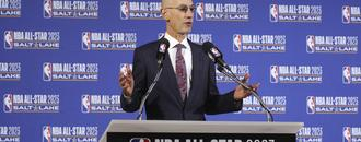 Silver says he does not expect any NBA decisions before May