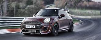 The Mini John Cooper Works GP Will Be Seriously Quick around the Nürburgring