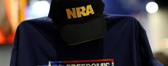 NRA hits back at 'cowardice' of companies cutting ties with gun lobby as backlash grows