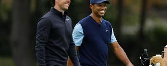McIlroy, not Woods, listed as betting favorite for Farmers Insurance Open
