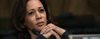 Kamala Harris supports
