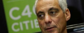 Chicago mayor pushes bond sale, constitutional change to aid pensions