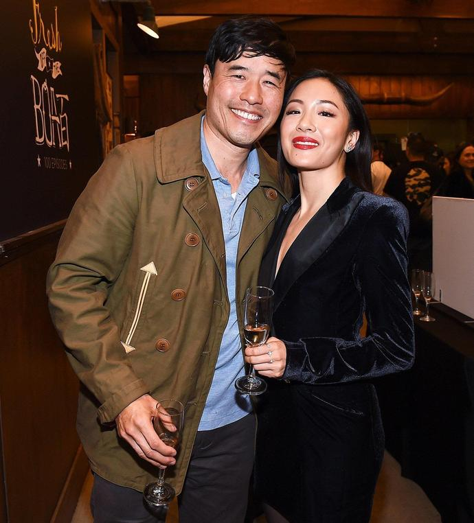 Constance Wu costar Randall Park on