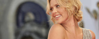 Charlize Theron Celebrates Her 45th Birthday with Her Daughters and