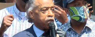 "Al Sharpton on George Floyd death: ""We must act in a way to get justice"""