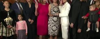 Alexandria Ocasio-Cortez says she could have been a teacher if it wasn't for Trump