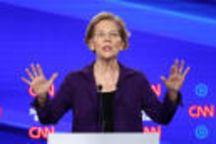 AP FACT CHECK: Claims from the Democratic debate