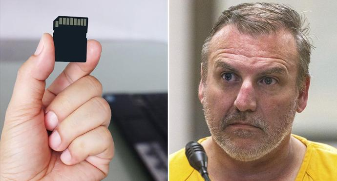 Memory Card Found With Brutal Videos and Photos Leads to Murder Arrest