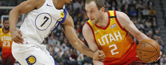 Mitchell, Gobert help Jazz dominate Pacers in 118-88 victory