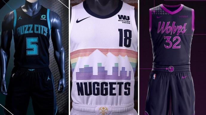 d17daa4ff Ranking the NBA s Newly-Released  City Edition  Jerseys