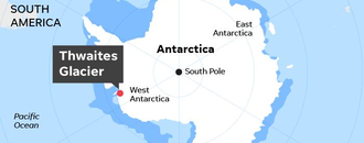 One of Antarctica's biggest glaciers has a giant hole under it. What would happen if it collapsed?