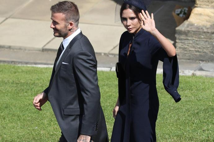 Victoria Beckham S Royal Wedding Guest Outfit Was All Your Fashion