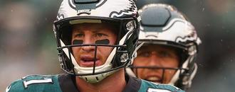 Unnamed Eagles begin to push back against Carson Wentz