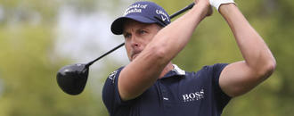Henrik Stenson delivers big moment to win in Bahamas