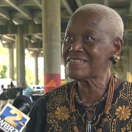 Man arrested in murder of Louisiana African-American museum founder Sadie Roberts-Joseph, police say